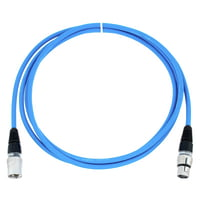Sommer Cable : Stage Blue Line Vocal 2,5m