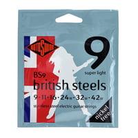 Rotosound : BS9 British Steels