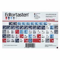 Editortasten : Sonar Edition