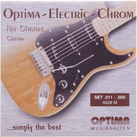 Optima : 4028M Chrome Medium
