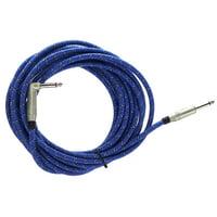 Harley Benton : GC 6 PR Vintage Blue