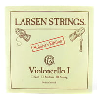 Larsen : Cello String A Soloist Strong