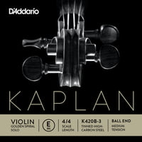 Kaplan : Golden Spiral Solo E Ball End