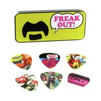 Dunlop : Frank Zappa Yellow Pick Set M