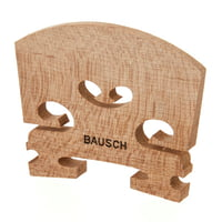 C:DIX : Bausch Violin Bridge 4/4 Rough