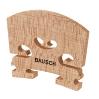 C:DIX : Bausch Violin Bridge 1/2 Rough