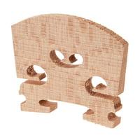 C:DIX : Bausch Violin Bridge 1/8 Rough