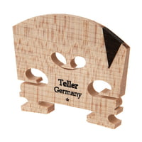 Teller : Violin Bridge 41mm 4/4 V-Inlay