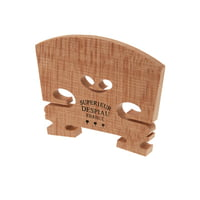 Despiau : No.9 Violin Bridge 42mm  4/4