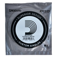 Daddario : ZW025 Single String