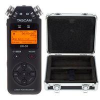 Tascam : DR-05 Case Bundle