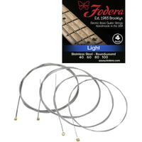 Fodera : 4-String Set Light Steel