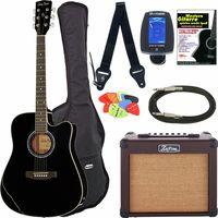 Harley Benton : Acoustic Power Pack 1
