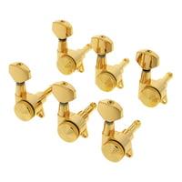 Harley Benton : Parts Locking Tuners 6L Gold