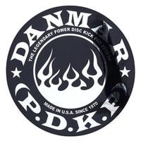Danmar : 210FL1 Bass Drum Singlepad