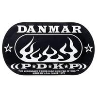 Danmar : 210DKF Bass Drum Doublepad
