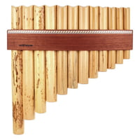 Gewa : Panpipes G- Major 12 Pipes