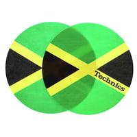 Technics : Slipmat Jamaika