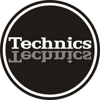 Technics : Slipmat Mirror 1