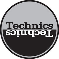 Technics : Slipmat Moon 1