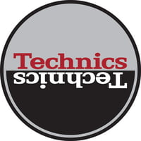 Technics : Slipmat Moon 3