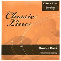 Classic Line : Double Bass A 3/4