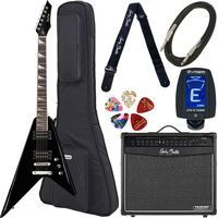 Harley Benton : R-10 BK Rock Series Bundle 3