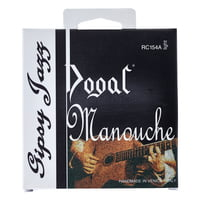 Dogal : Manouche Gypsy Jazz RC154A