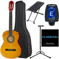 Startone : CG851 4/4 Classical Guitar Set