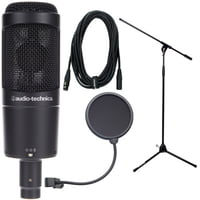 Audio-Technica : AT 2050 Bundle