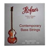 Höfner : HCT1133R Bass Strings