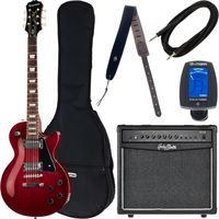 Epiphone : Les Paul Studio Deluxe Bundle3