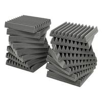 EQ Acoustics : Classic Wedge 30 Tile grey