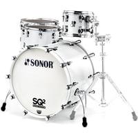 Sonor : SQ2 Shell Set Maple White