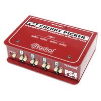 Radial Engineering : PS4 Cherry Picker