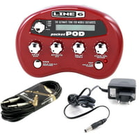 Line6 : Pocket Pod Bundle