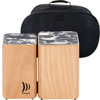 Schlagwerk : WBS200 Wooden Bongos Bundle
