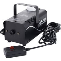 Stairville : AF-40 Mini Fog Machine