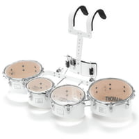 Thomann : QT04 W Marching Quad Tom Set