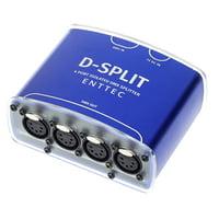 Enttec : D-Split DMX Splitter 5Pin