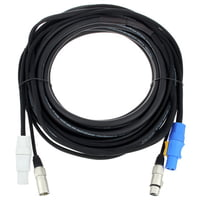 the sssnake : PC 10 Power Twist/DMX Cable