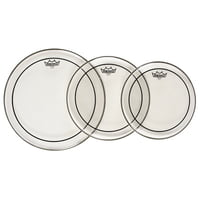 Remo : PP-0912-PS Pinstripe Clear