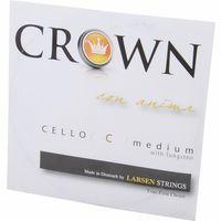 Crown By Larsen : Cello String C Medium 4/4