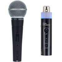 Shure : SM58 USB Bundle