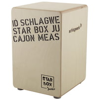 Schlagwerk : CP400 SB Cajon Star Box Junior