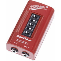 Hughes&Kettner : Redbox 5