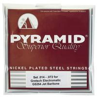 Pyramid : Gretsch Jet Baritone Strings