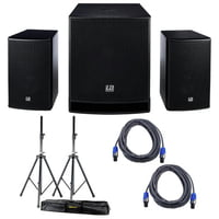 LD Systems : Dave 15 G3 Bundle