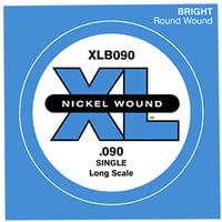 Daddario : XLB090 Bass XL Single String