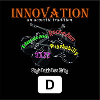 Innovation : 9014DSLP Silver Slap D-String